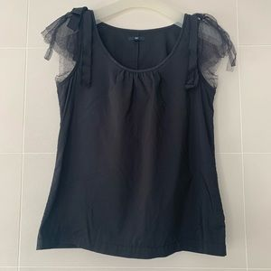 FREE with purchase. GAP Embellished Tee, Size S